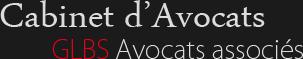 Cabinet d'avocats - Avocats associés - GLBS
